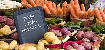 Benefits of Local Produce