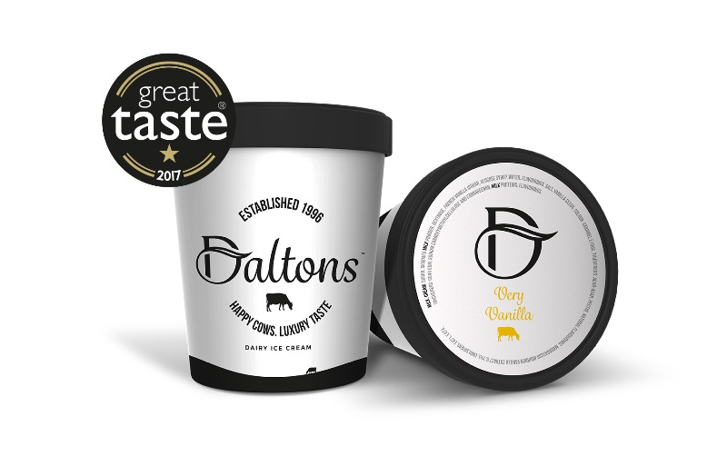 Wooton based Farm's Award Winning Ice Cream.